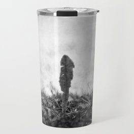Staying in the shadow Travel Mug
