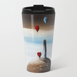 One Step To Heaven by Shawna Erback Travel Mug