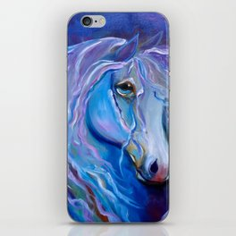 Velvet Horse iPhone Skin