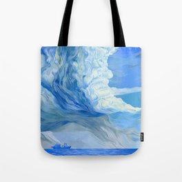 """Clouds #1"" Tote Bag"