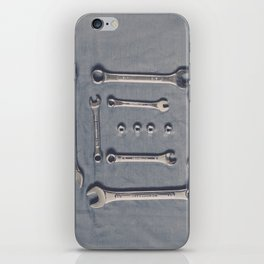 Tools iPhone Skin