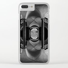 Canon Perpetuus Clear iPhone Case