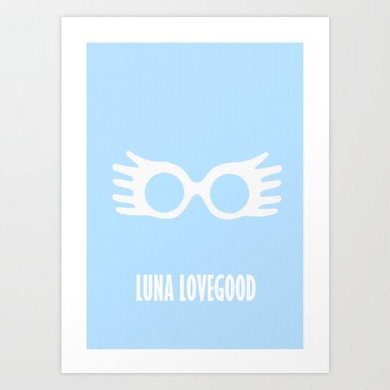 Luna Lovegood by arielleplnd