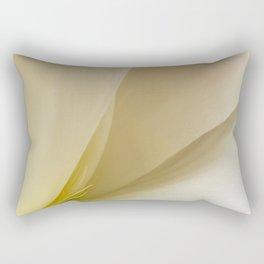 Peony Flower #2 Rectangular Pillow