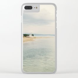 Find Your Calm Clear iPhone Case