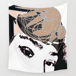 Muddle Brain Wall Tapestry
