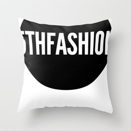5thfashion2 Throw Pillow