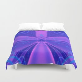 Deep Sea Starfish Duvet Cover