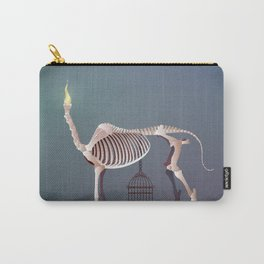 the flame and the grudge Carry-All Pouch