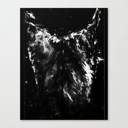 leotard Canvas Print