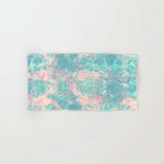 Ocean Foam Hand & Bath Towel