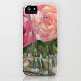 Pink as Pink Can Be iPhone Case