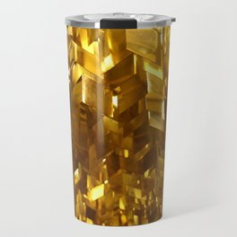 Gold Foil Travel Mug
