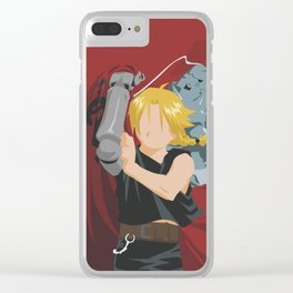 Alchemist Brothers Clear iPhone Case