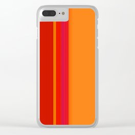 PART OF THE SPECTRUM 02 Clear iPhone Case