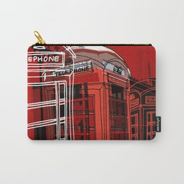 Phone Box Carry-All Pouch