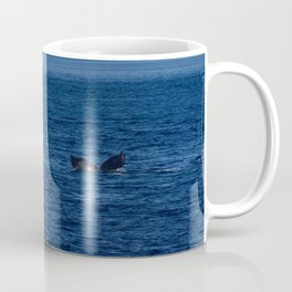 Humpback in Chatham Strait Coffee Mug