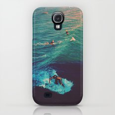 Ride the Wave Galaxy S4 Slim Case