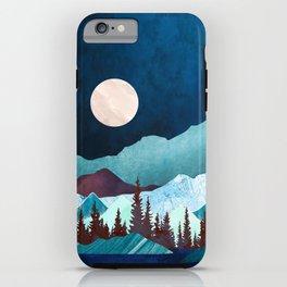 Moon Bay iPhone Case