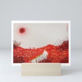 Ocean Spiderlily #1 Mini Art Print