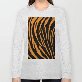 Tiger Stripes Long Sleeve T-shirt