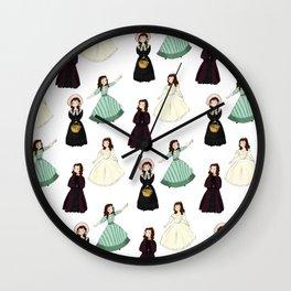 Cosettes Wall Clock