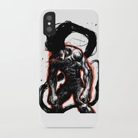hunter x hunter iPhone & iPod Cases featuring Angry Gon Transformation Hunter X Hunter by Prince Of Darkness