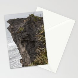 Pancake rocks New Zealand Stationery Cards