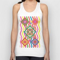 easter Tank Tops featuring Easter by Smiley's Dreamboat