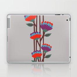 Émile Flowers Laptop & iPad Skin