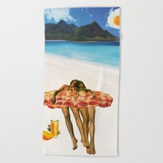 Unrequited Fantasies Beach Towel