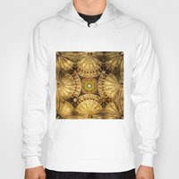 kaleidoscope Hoodies featuring Kaleidoscope by Irina Chuckowree