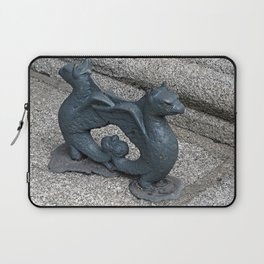 Boot Scraper Laptop Sleeve