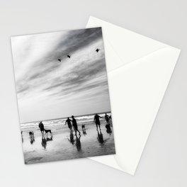 Dog Beach Stationery Cards
