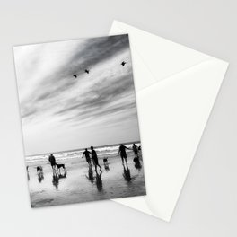 Dog Beach Stationery Cards