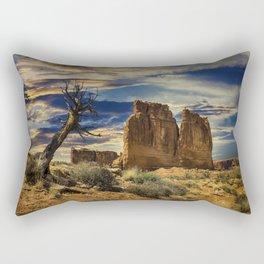 Nature-Canyon Rectangular Pillow