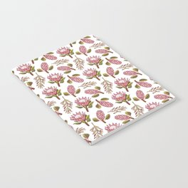 King Protea Delight Notebook