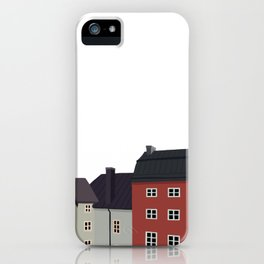 England Rooves iPhone Case