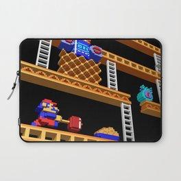 Inside Donkey Kong stage 2 Laptop Sleeve