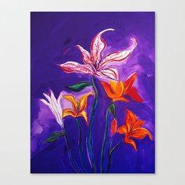 Heartland Summer Lily Canvas Print