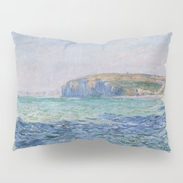 Shadows on the Sea at Pourville by Claude Monet Pillow Sham