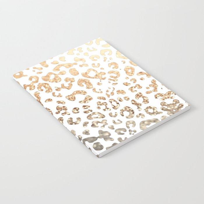 GOLD HEART LEO Notebook