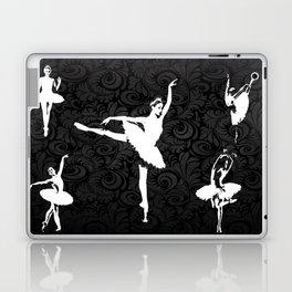 BALLERINA STAGE Laptop & iPad Skin