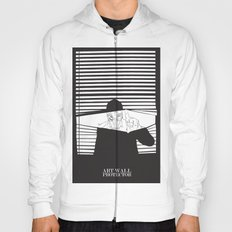 Man in the Mask -Watching your Walls Hoody