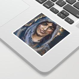 Joy of Mary Sticker