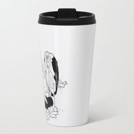 birdmaker print Travel Mug