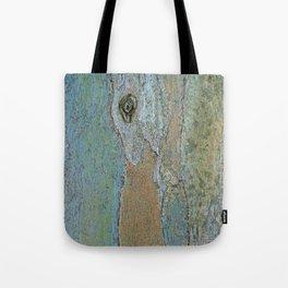 Eucalyptus Gum Tree Bark Tote Bag