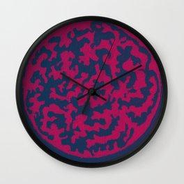 Circle 2 Wall Clock