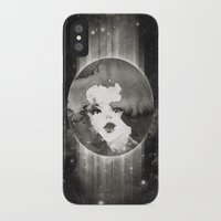 planet iPhone & iPod Cases featuring Planet by Ozghoul