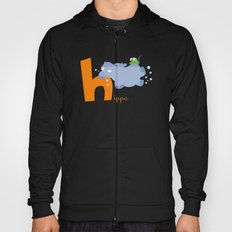 h for hippo Hoody